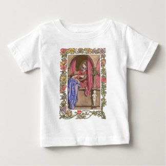 Court Musician and Lady Baby T-Shirt