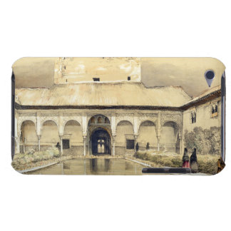 Court of the Myrtles (Patio de los Arrayanes) and iPod Touch Case-Mate Case