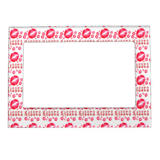 Cover Me In Kisses Magnetic Frame