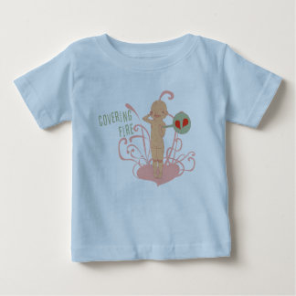 Covering Fire - Poor Baby - Infant Baby T-Shirt