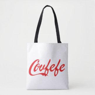 """Covfefe"" tote bag"