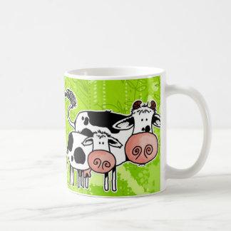 cow and calf mug