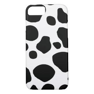 Cow fur skin hide cute nature animal pattern iPhone 7 case