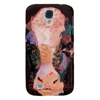 Cow Galaxy S4 Case