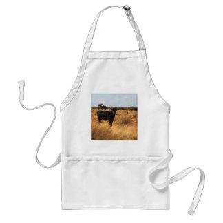 Cow on the Range Standard Apron