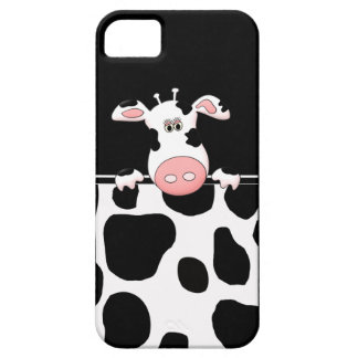 Cow Print Barely There iPhone 5 Case