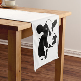 Cow Table Runner