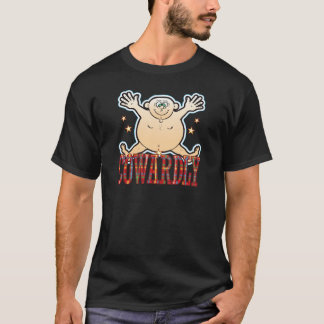 Cowardly Fat Man T-Shirt