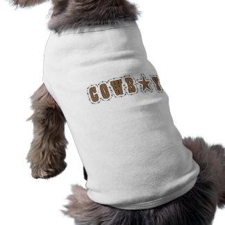 Cowboy Dog - Western Doggie T-shirt