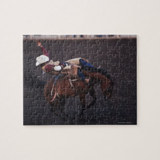 Cowboy in a Rodeo 2 Puzzle