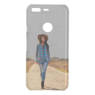 Cowgirl Uncommon Google Pixel Case