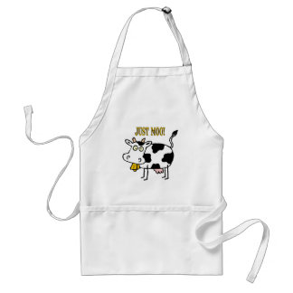 Cows: Just Moo! Standard Apron