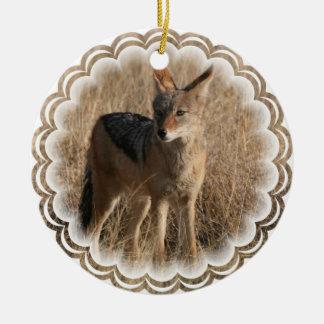Coyote Design Ornament