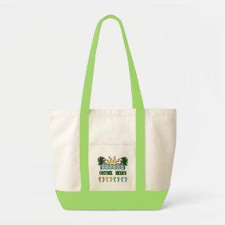 Cozumel Mexico Tote Bag