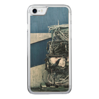 Crab cages carved iPhone 8/7 case