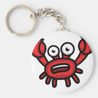 Crab Luigi Key Ring