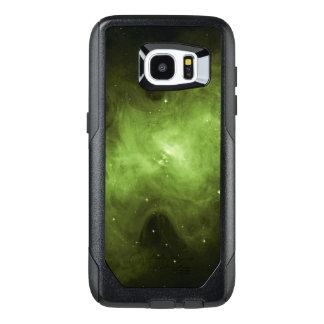 Crab Nebula, Supernova Remnant, Green Light OtterBox Samsung Galaxy S7 Edge Case