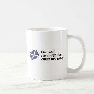 Crabbit products coffee mug