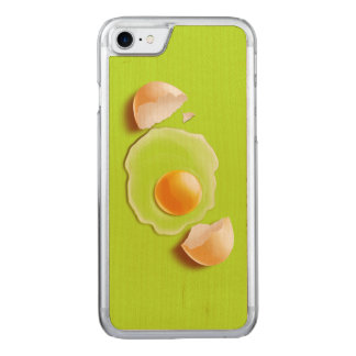 Cracked Egg Carved iPhone 8/7 Case