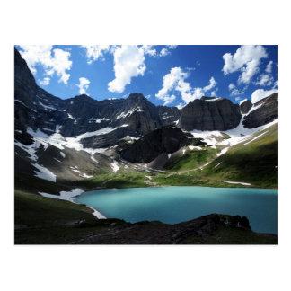 Cracker Lake Postcard