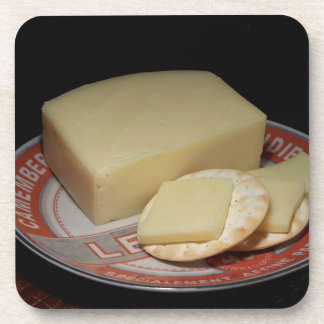 Crackers and Cheese Coaster