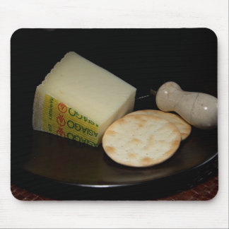 Crackers and Cheese Mouse Pad