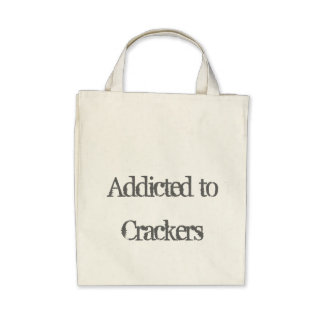 Crackers Canvas Bags