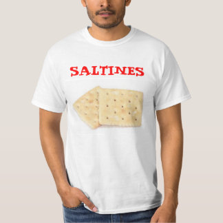 crackers, SALTINES T-Shirt