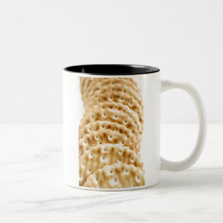 Crackers Two-Tone Coffee Mug