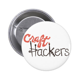 Craft Hackers Button
