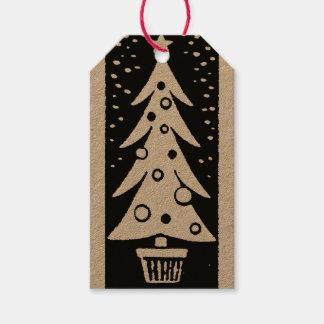 Crafty Christmas tags