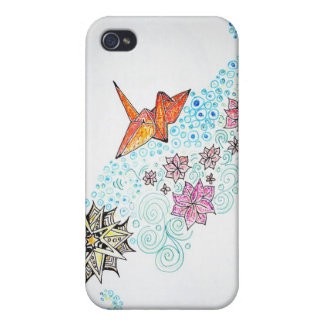 Crane case for iphone iPhone 4 case