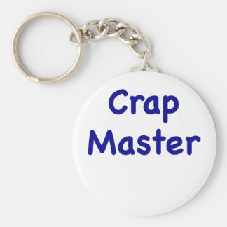 Crap Master Key Ring