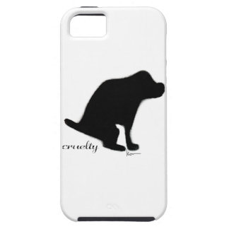 """Crapping On Cruelty"" Case For The iPhone 5"