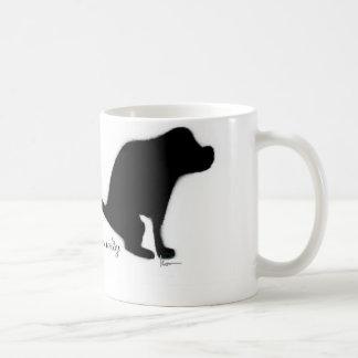 """Crapping on Cruelty"" Coffee Mug"