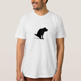 """""""Crapping on Cruelty"""" T-Shirt"""
