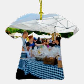 Craquelins Ceramic T-Shirt Decoration