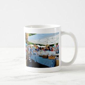 Craquelins Basic White Mug