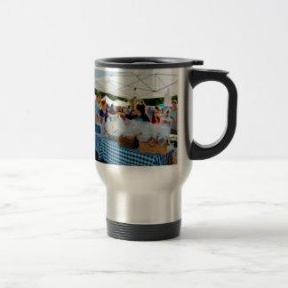 Craquelins Stainless Steel Travel Mug