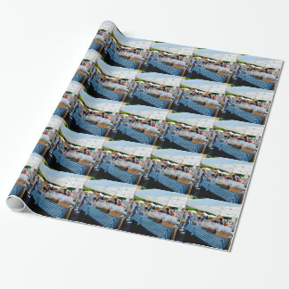 Craquelins Wrapping Paper