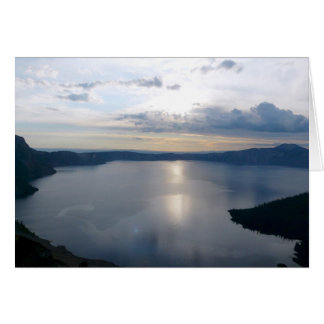 Crater Lake Cards