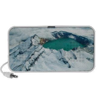 Crater Lake In Katmai National Park, Alaska Travelling Speakers