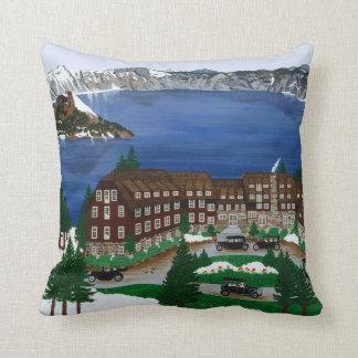 Crater Lake National Park Pillows