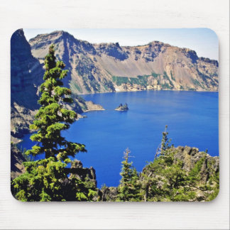 Crater Lake National Park Mouse Pad