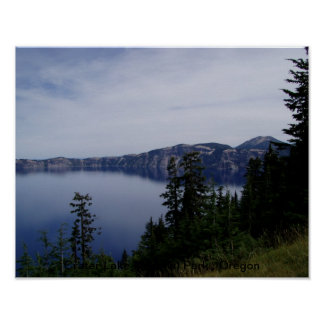 Crater Lake National Park Oregon Posters