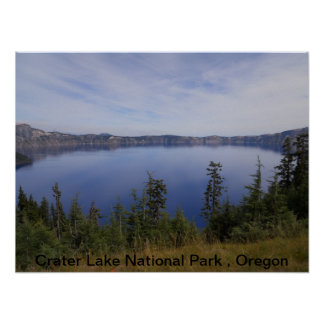 Crater Lake National Park , Oregon Posters