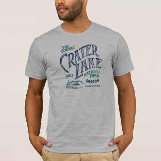 Crater Lake National Park Oregon Shirt
