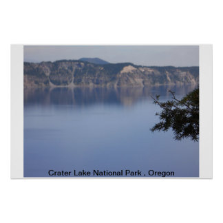Crater Lake National Park Posters