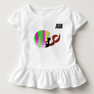 Crawfish Easter Egg Louisiana Cajun Baby Shirt
