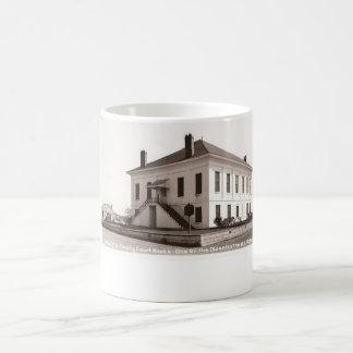 Crawford County GA Courthouse 1950s Mug